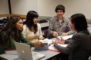 Aboriginal language program brings together students and community