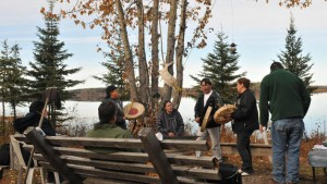 Two Professors Recognized by First Nations Community