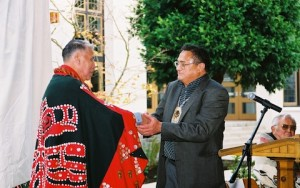 UBC Mourns Passing of Former Musqueam Chief Ernie Campbell