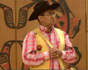 Video Record: Chief Roger William speaks at UBC Longhouse