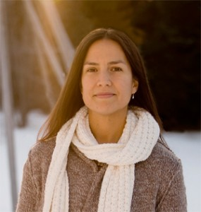 Dr. Nadine Caron, Co-director, Centre for Excellence in Indigenous Health, Assistant Professor, UBC Northern Medical program