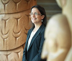 Nadine Caron, co-director of UBC's Centre for Excellence in Indigenous Health.