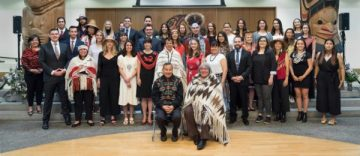 Indigenous Graduation Celebration Spring 2019